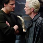 Angel and Spike from Buffy the Vampire Slayer (TV)