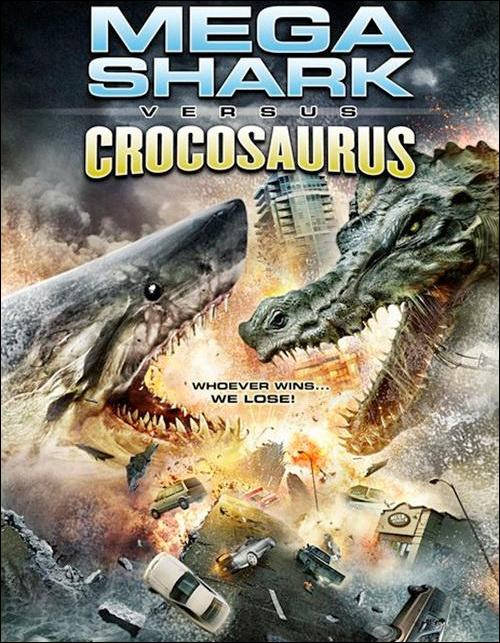 Mega Shark vs Crocosaurus movies in Canada